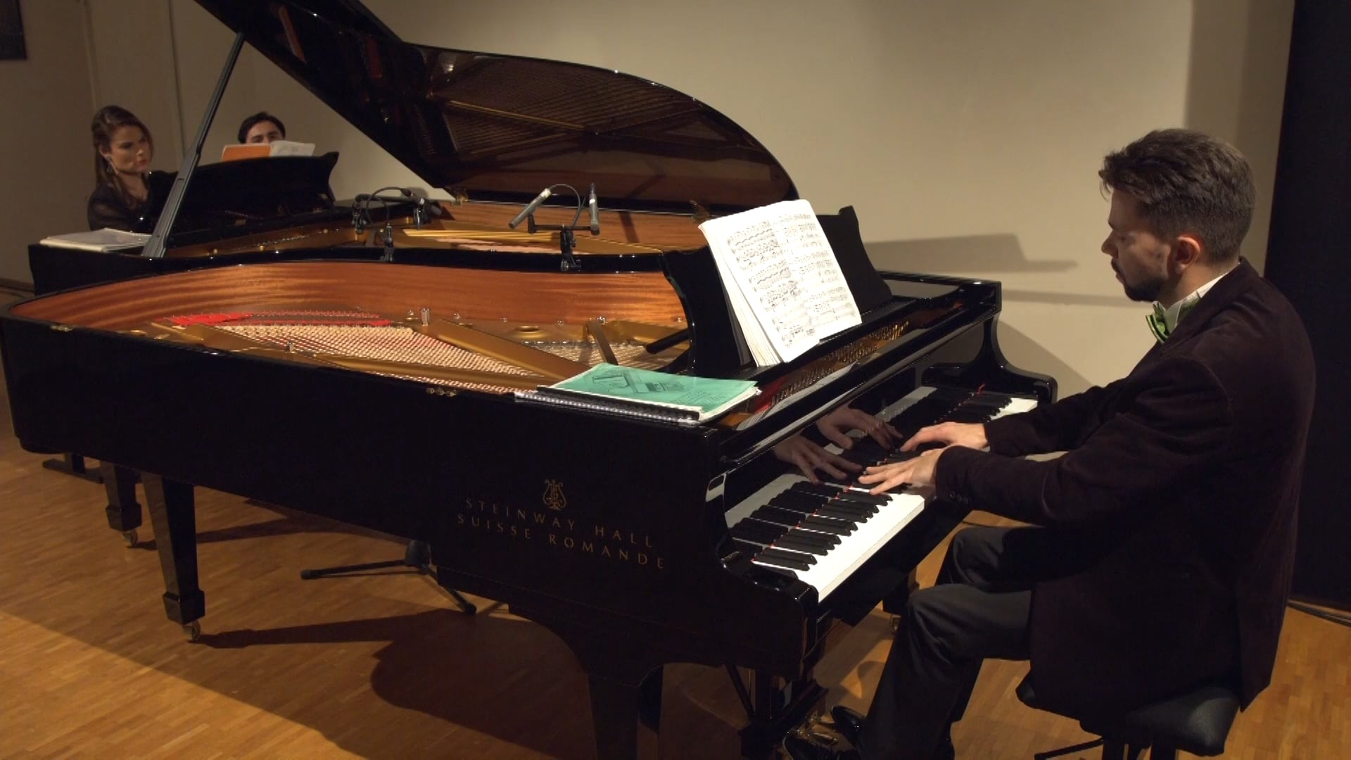 Piano Duo - Serguei Rachmaninov, Suite n° 1 (Fantaisie-tableaux), Op.5