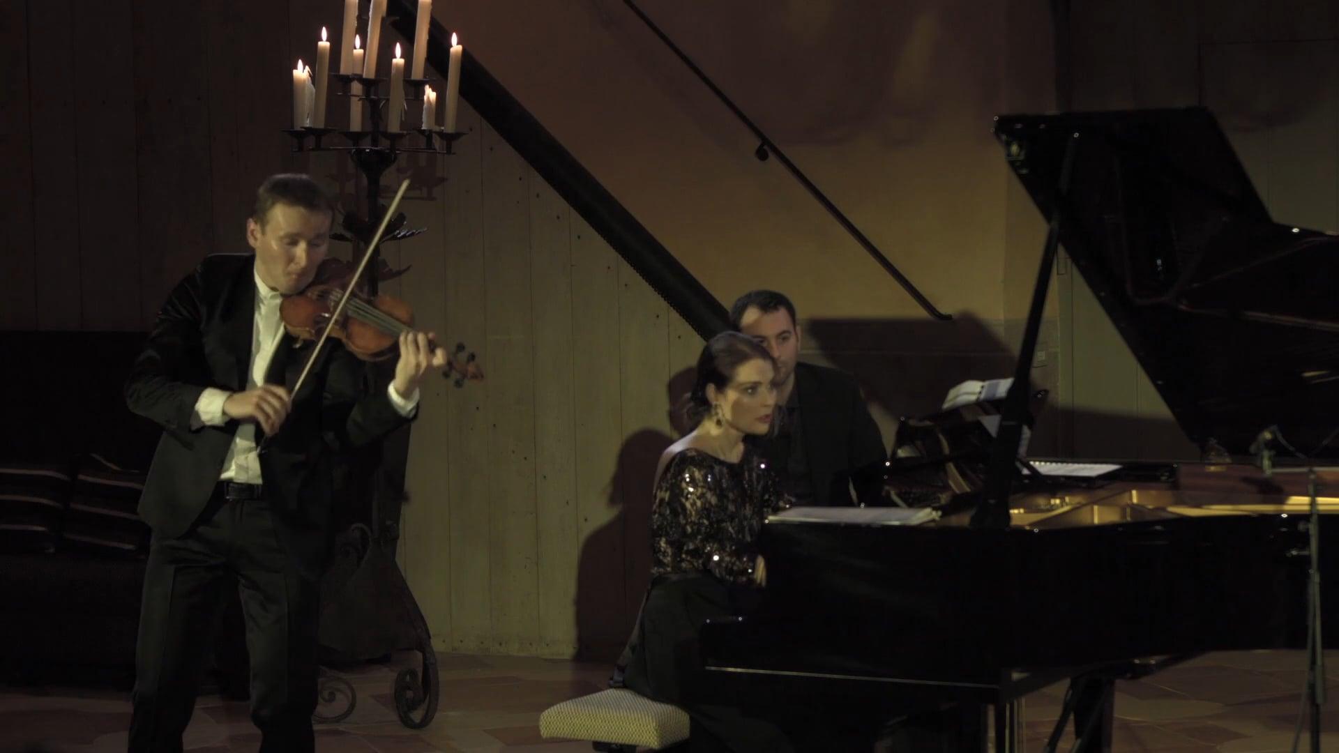 Rachmaninov, Danse Hongroise