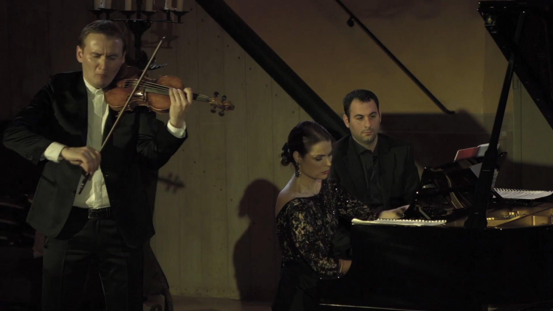 César Franck, Violin Sonata