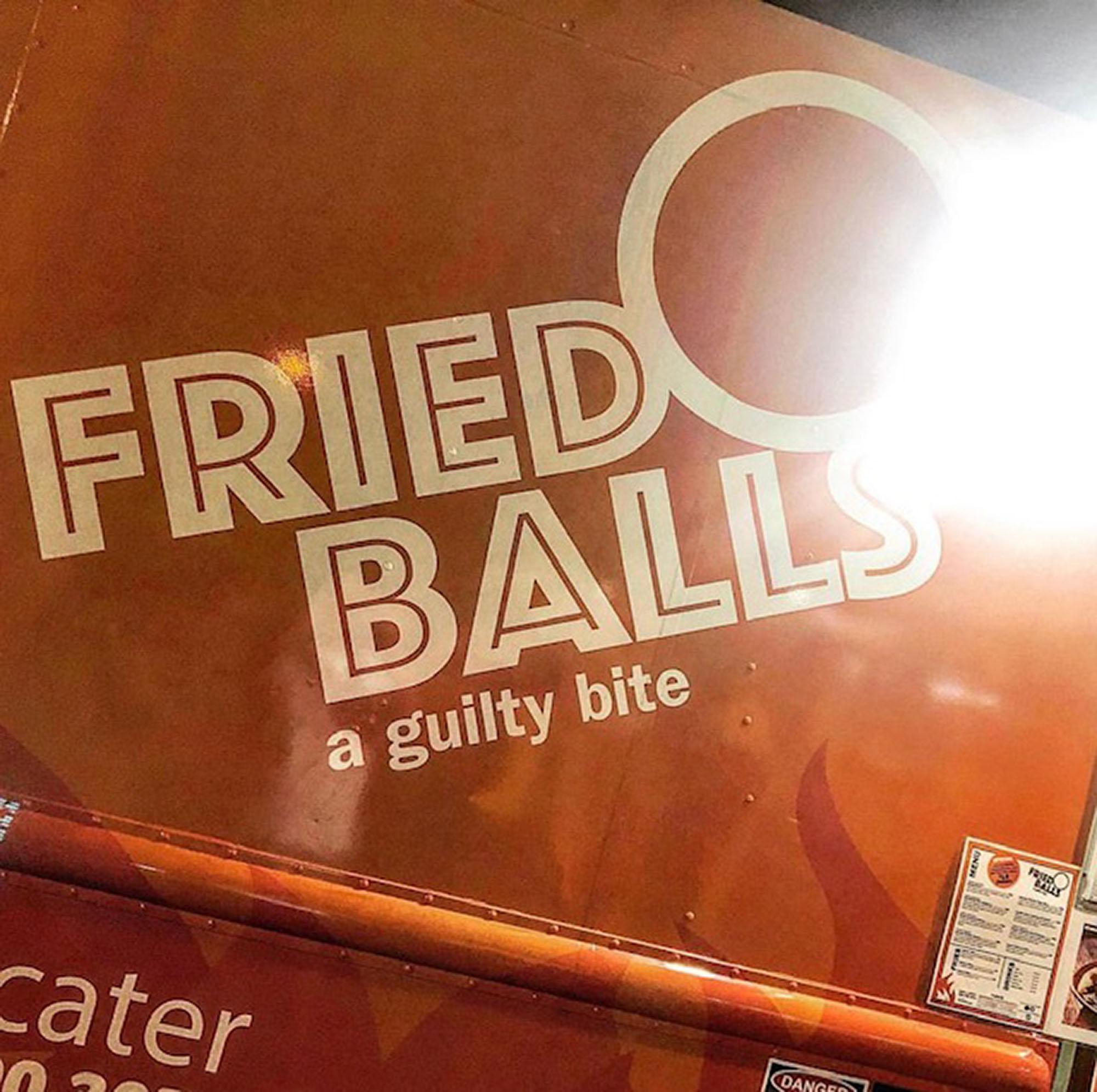 Fried Balls