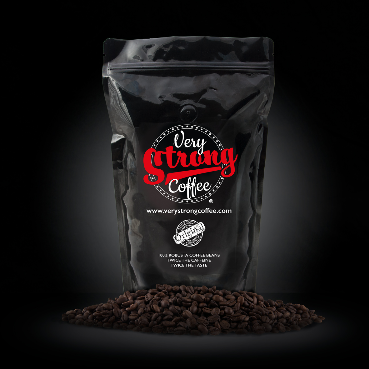 This makes us the strongest coffee in the UK!