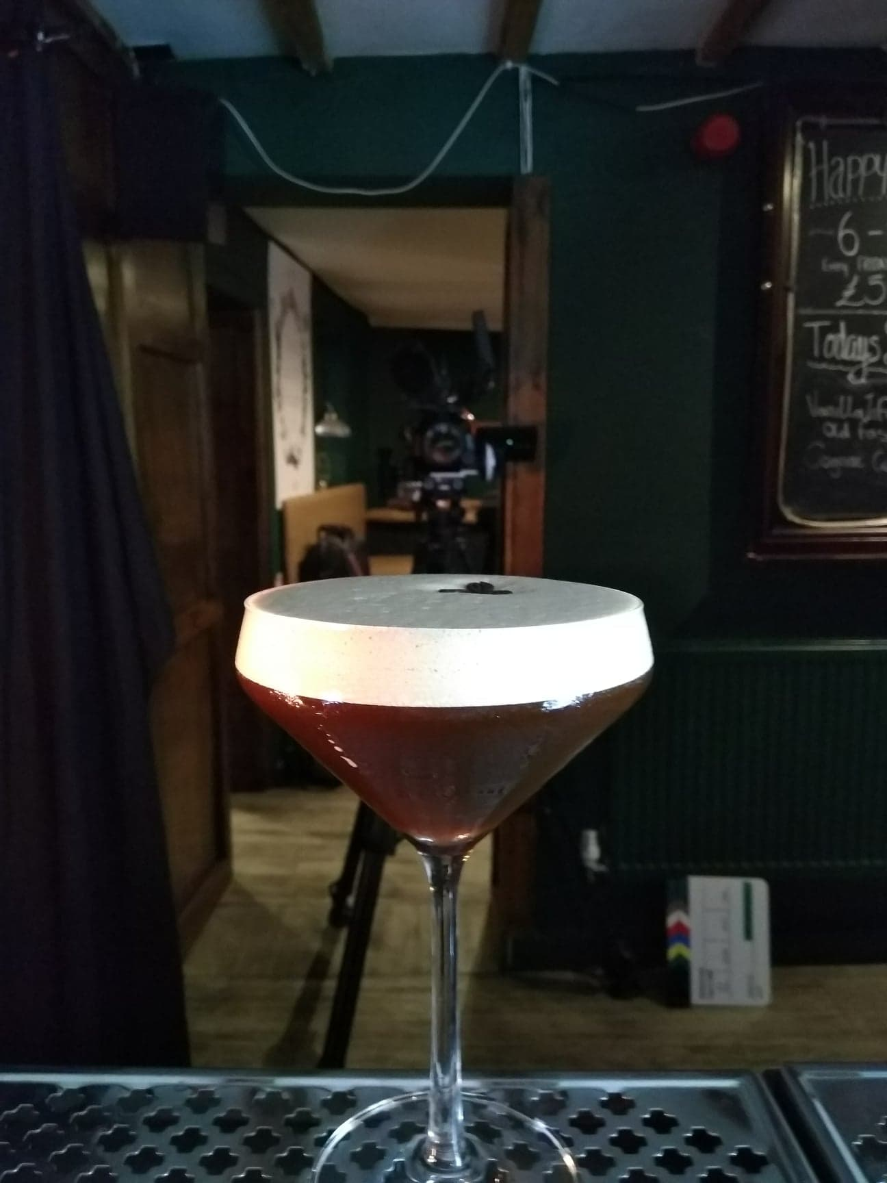 Bridgnorth businesses create a Very Strong cocktail