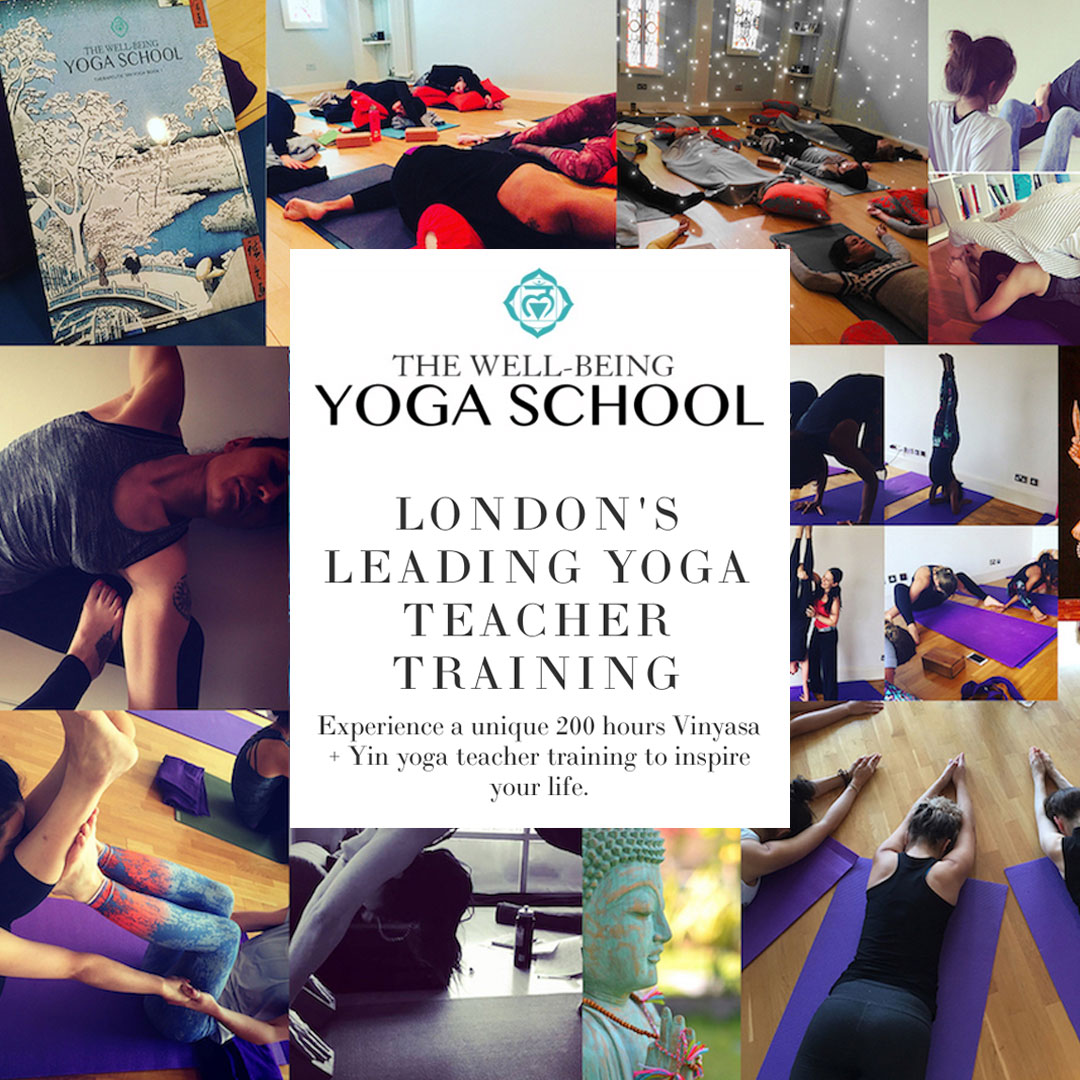 The Well-being Yoga School | London's Leading Yoga Teacher Training