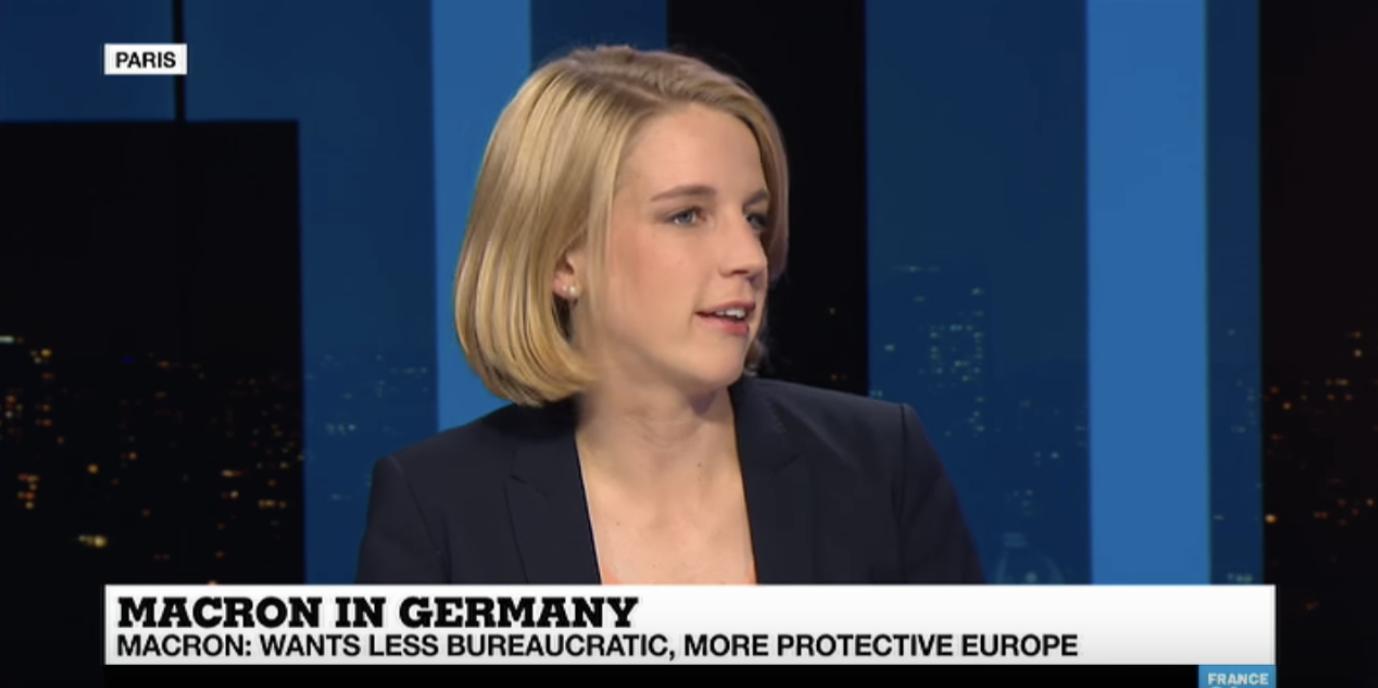 France 24: Franco-German relations under Macron and Merkel
