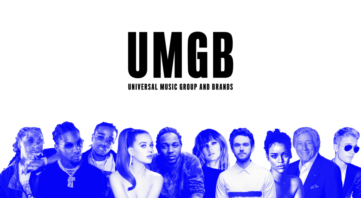 Universal Music Group & Brands - Western Balkans