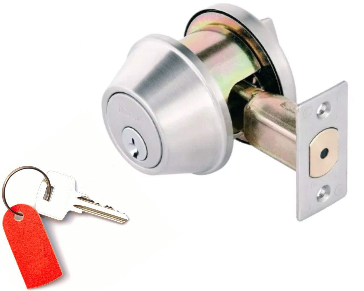 cerradura de perno con llave