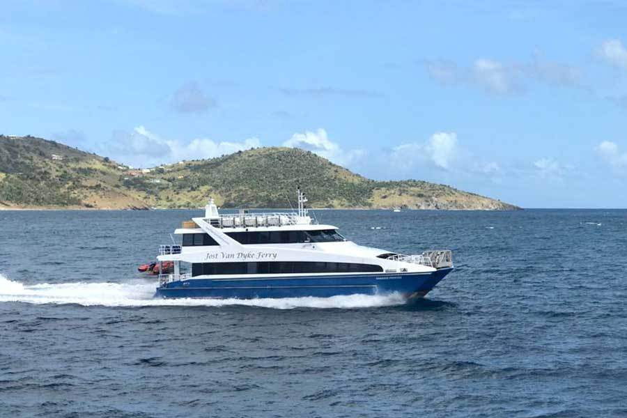 White Bay Villas Ferry