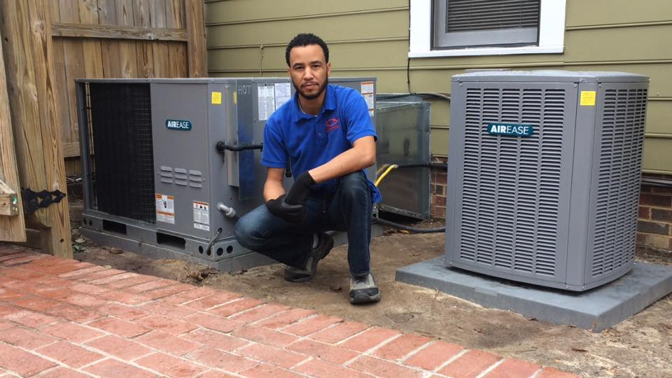 michael johnson owner of AC Man heating & air