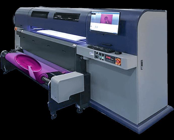 Vanguard VT2000 Fabric Dye-Sublimation Printer