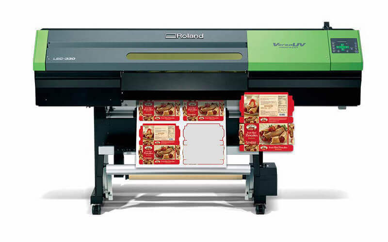 Roland VersaUV LEC Series UV Printer/Cutters