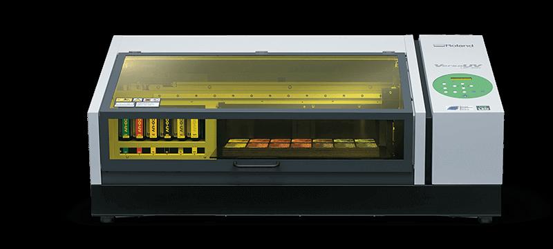 Roland VersaUV LEF-200 Benchtop UV Flatbed Printer