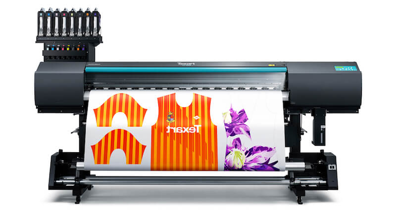 Roland Texart XT-640 High-Volume Dye-Sublimation Printer