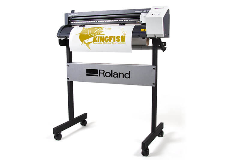 Roland GS-24 Desktop Cutter