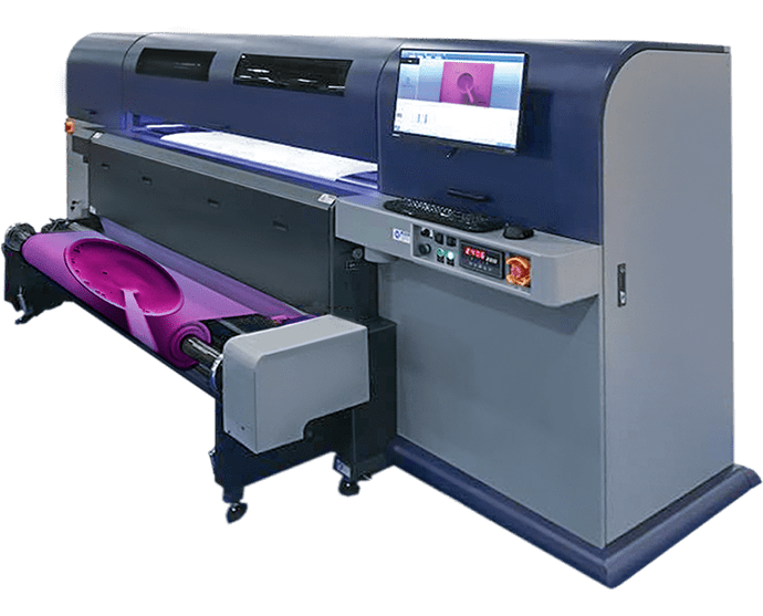 Vanguard VT2000 Fabric Dye-Sublimation Printer