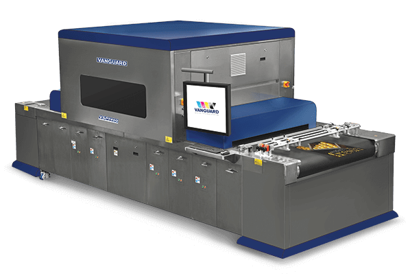 Vanguard VSP2400 UV Digital Single Pass Screen Press