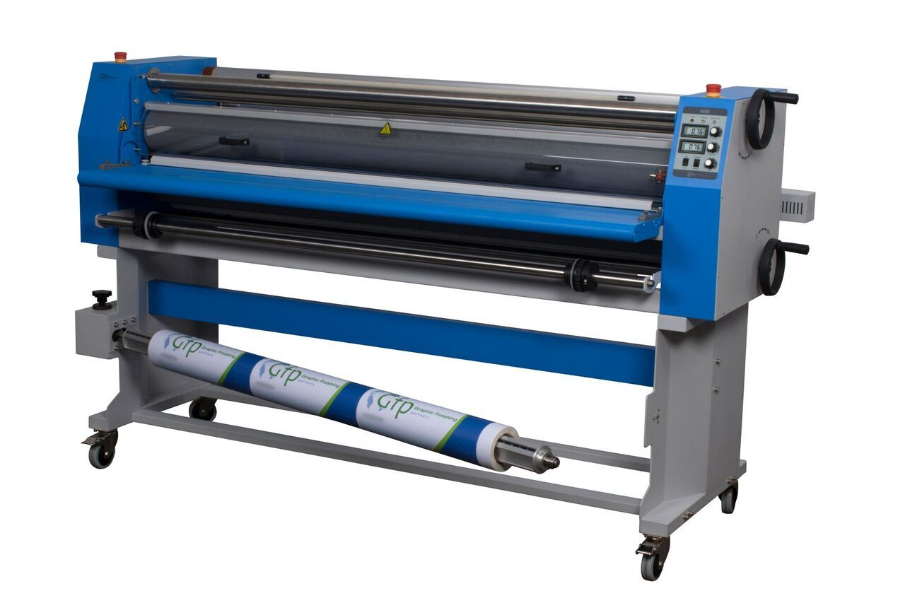 Graphic Finishing Partners 865DH-3 Dual Heat Laminator