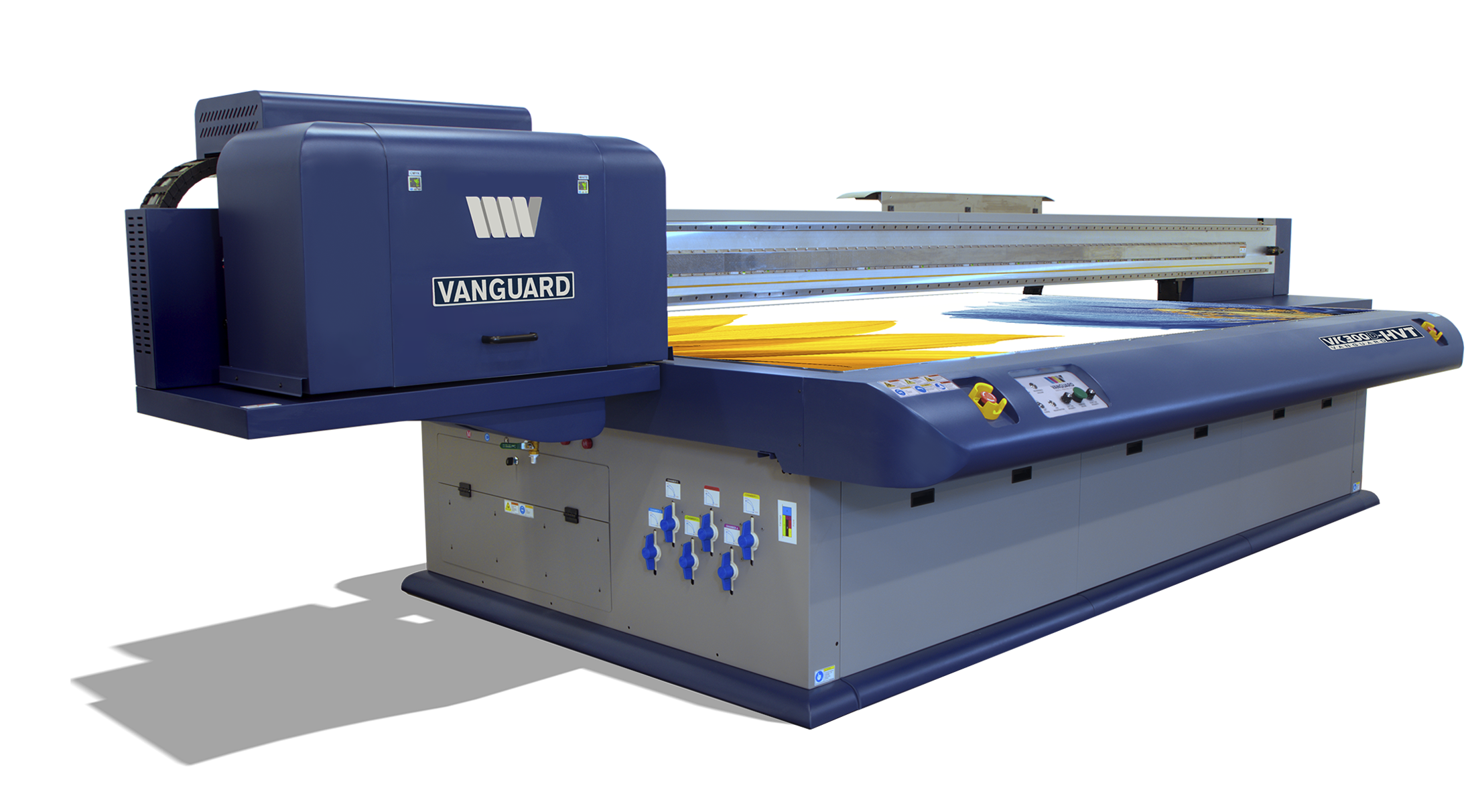 Vanguard VK300D-HVT UV Flatbed Printer