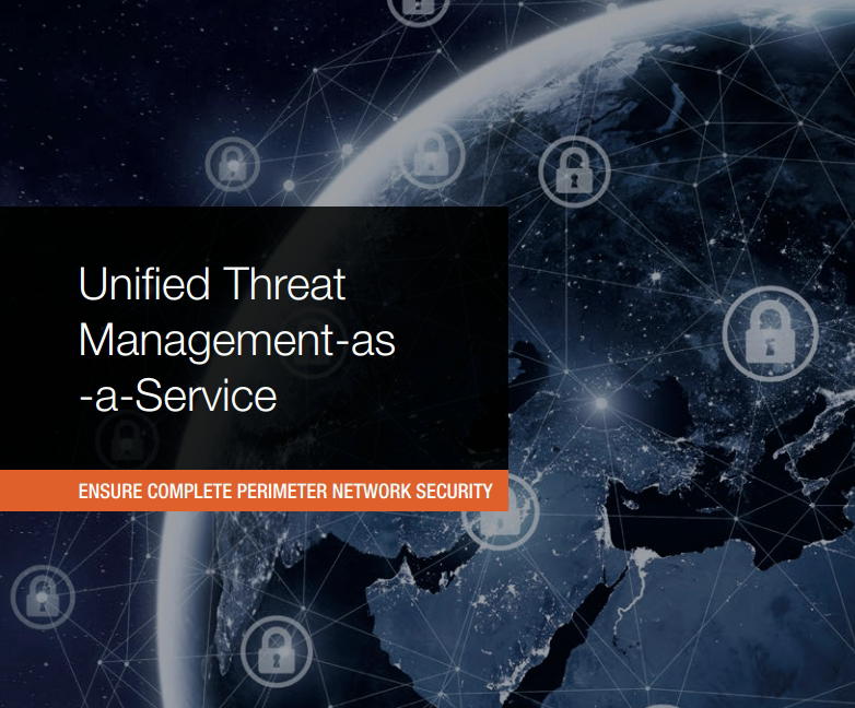 Next Telecom's Unified Threat Management (UTM) as-a-Service