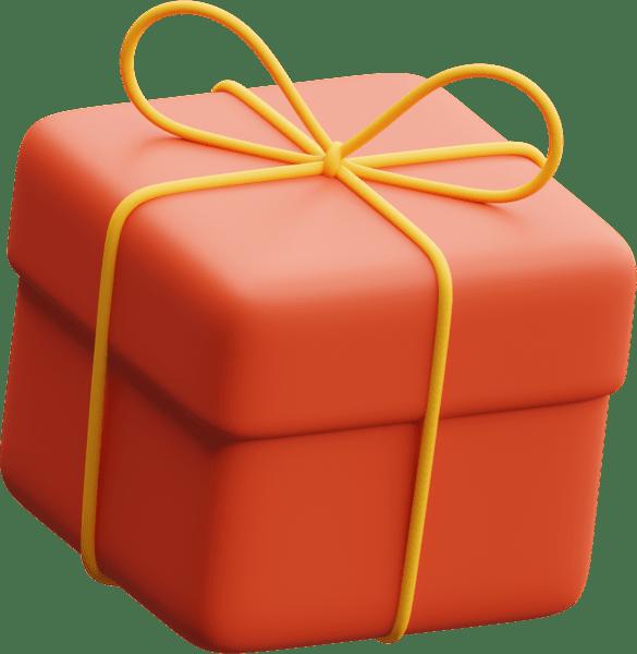 Иллюстрация подарка