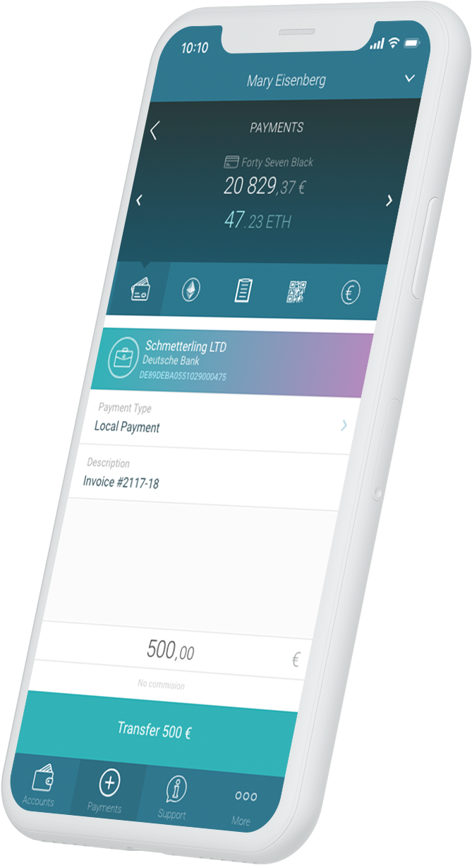 FSBT.TECH Mobile Application