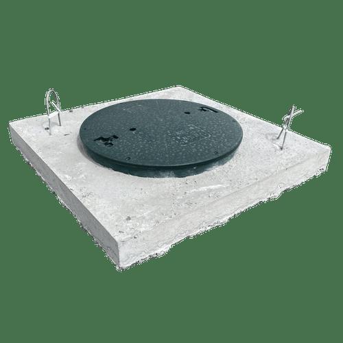 Concrete Base for Riser