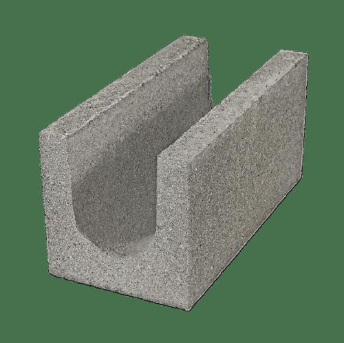 Bond-beam Block