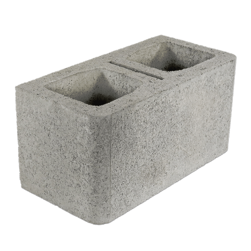 Double Faced Bullnose Block