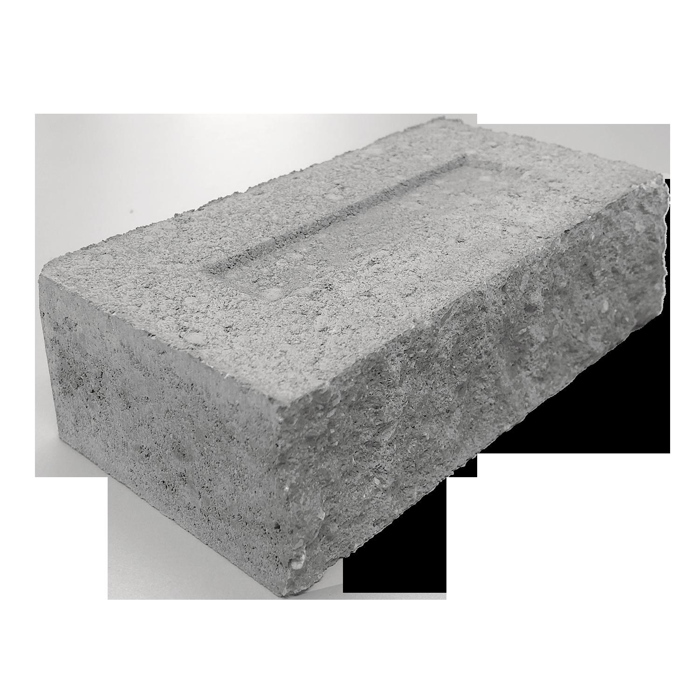 Split Face Brick Blocks (Stretcher and Corner Brick)