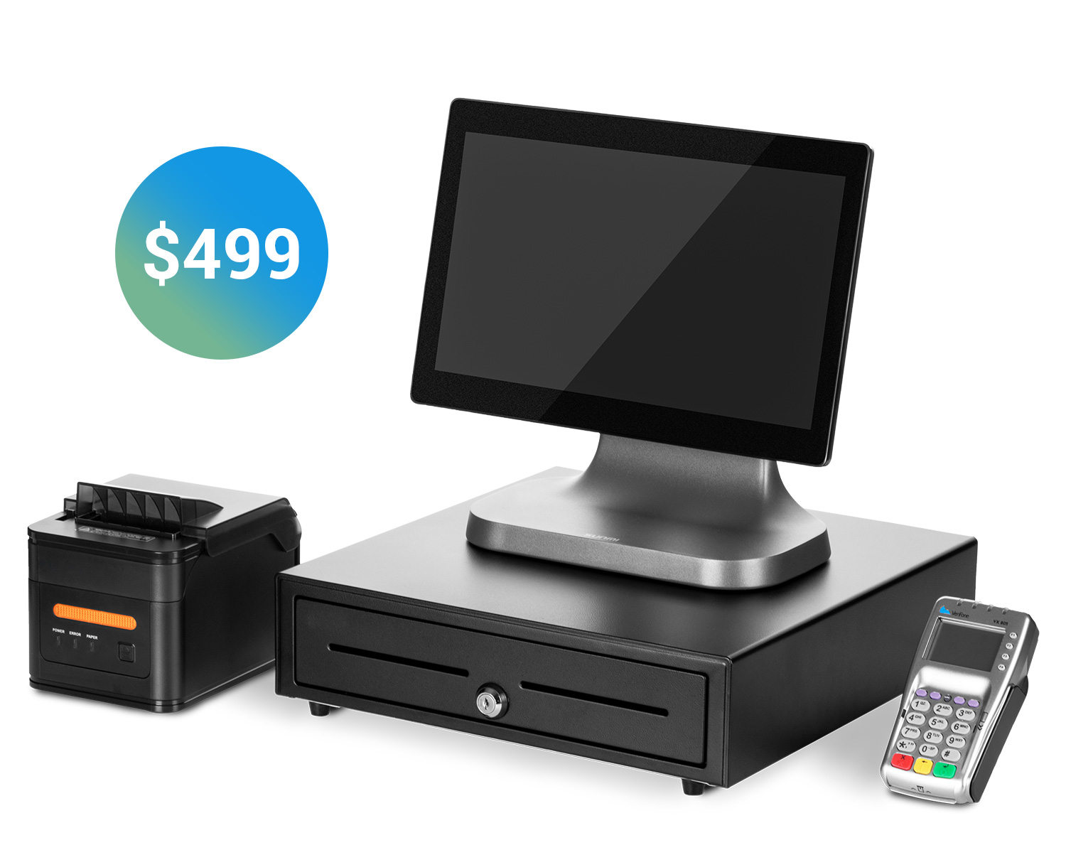 Value Bundle of POS Devices