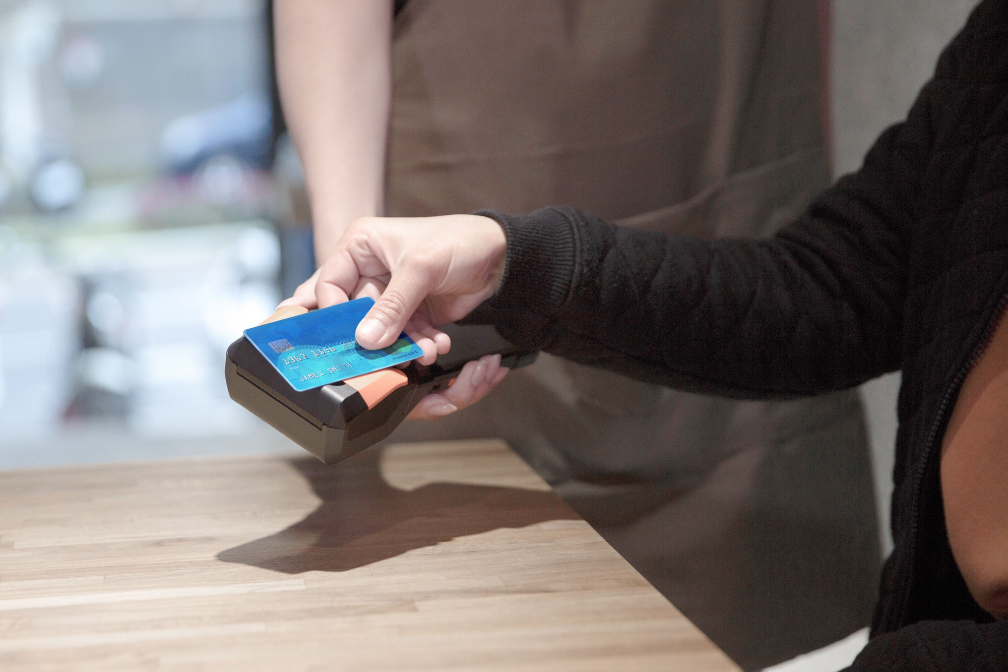 A Better Way to Accept Payments