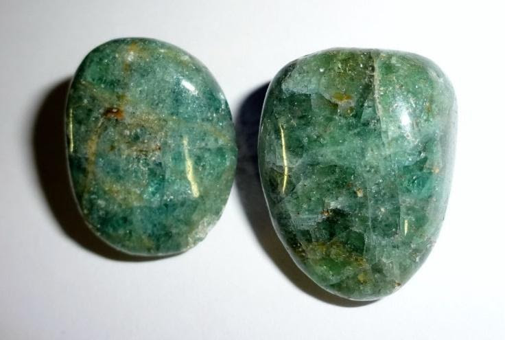 Buy 2pc #4 Blue & Green Apatite Natural A-Grade Polished Healing Crystal  Tumbled Gemstone Stones in Cheap Price on Alibaba.com