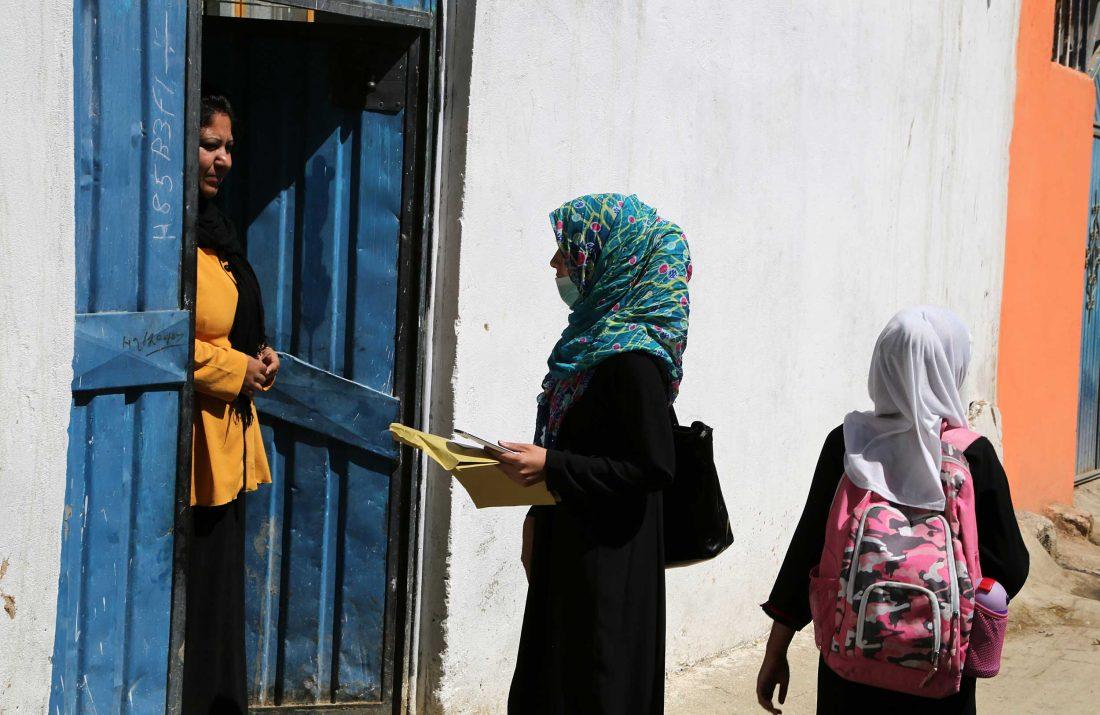 Afghan Survey