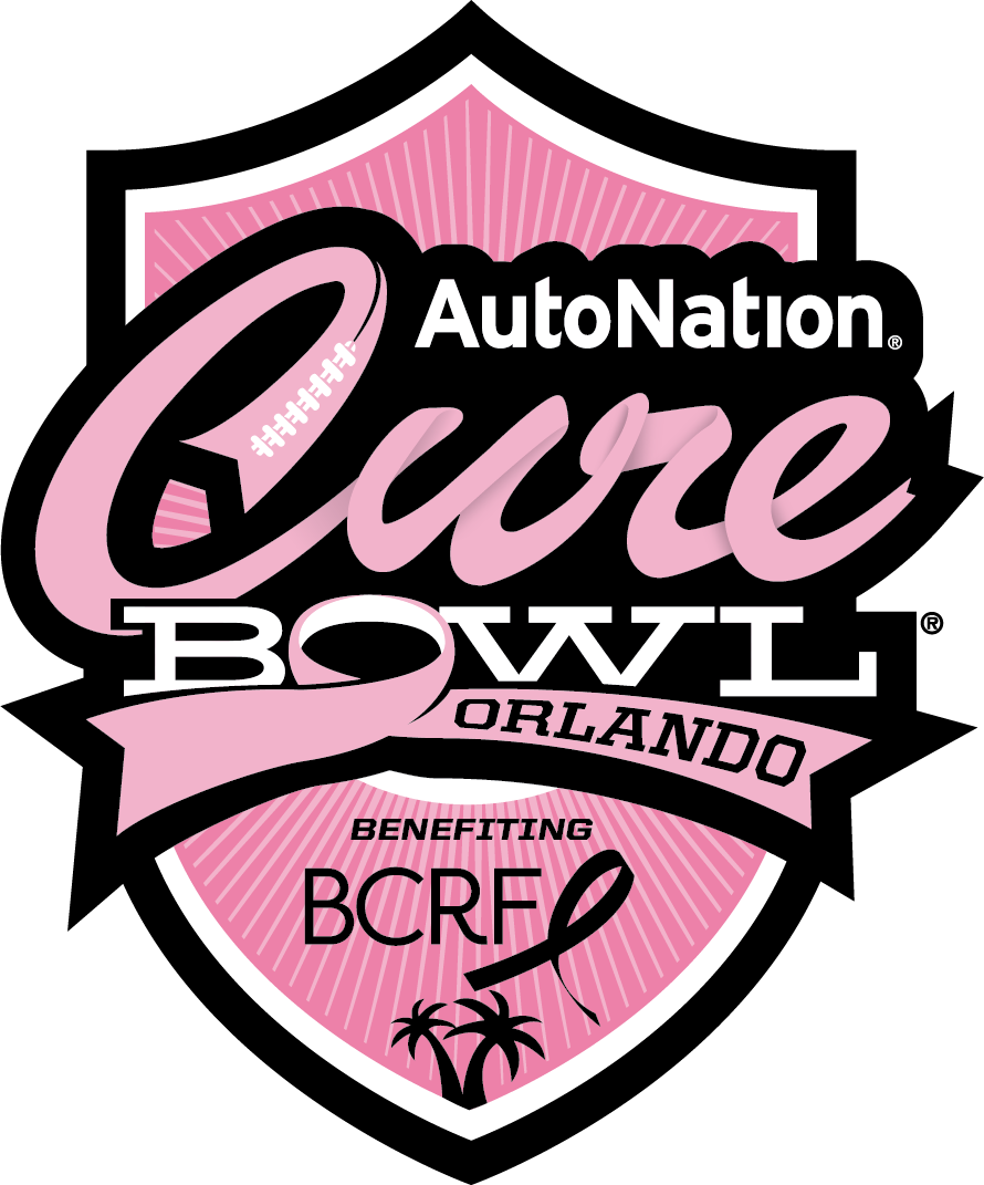 AutoNation Cure Bowl logo