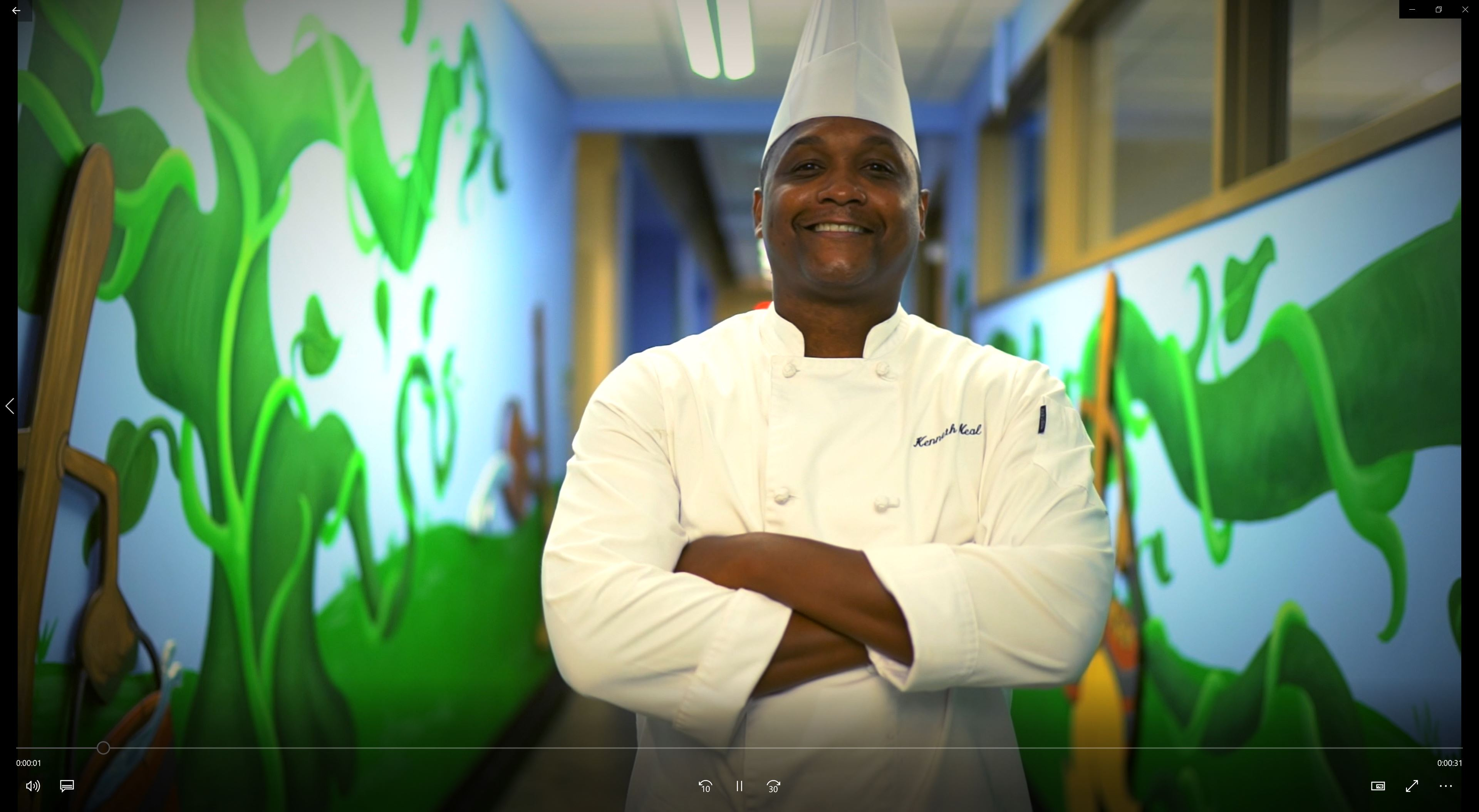 chef kenneth second harvest food bank of central florida culinary program