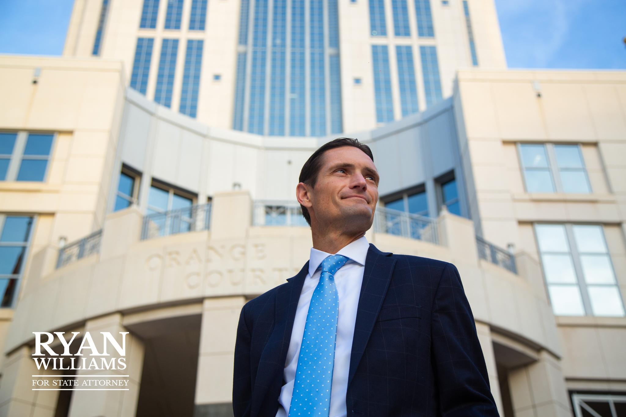 Ryan Williams for State Attorney - Ryan Headshot
