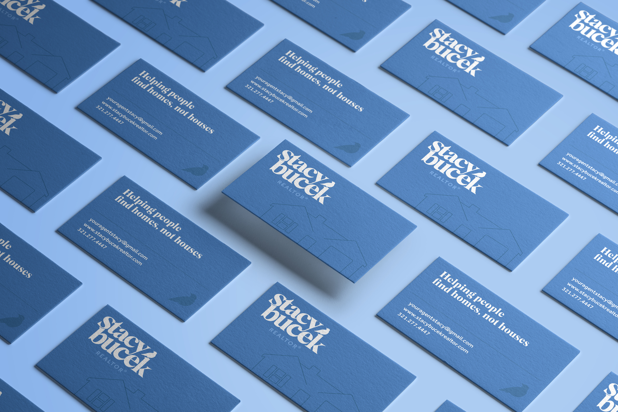 stacy bucek business cards