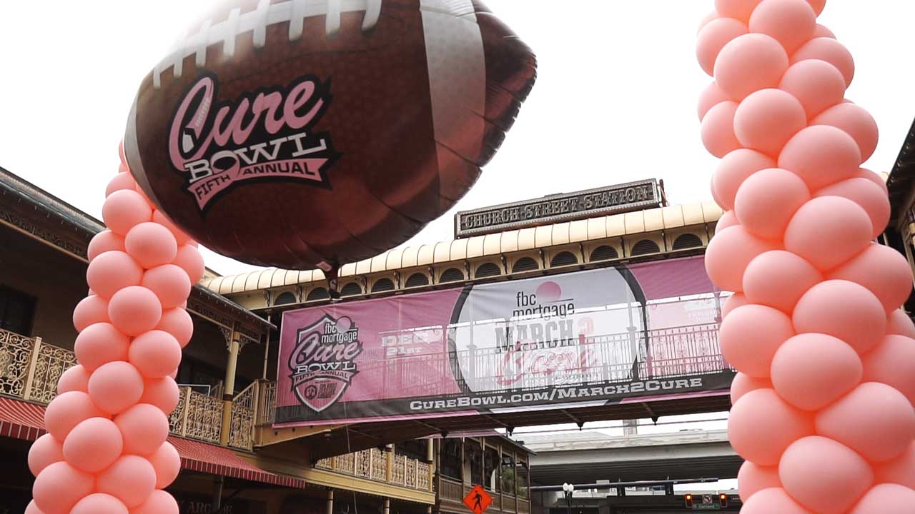 Cure Bowl - March 2 Cure Church Street