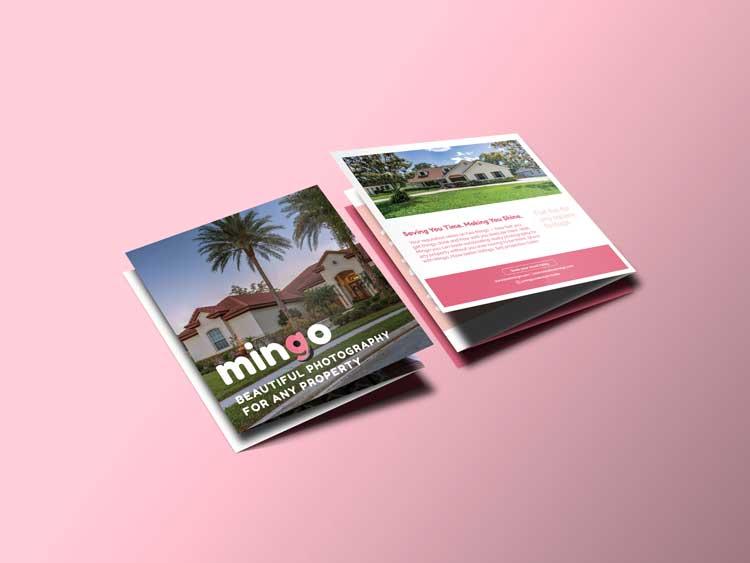 mingo real estate photography brochure