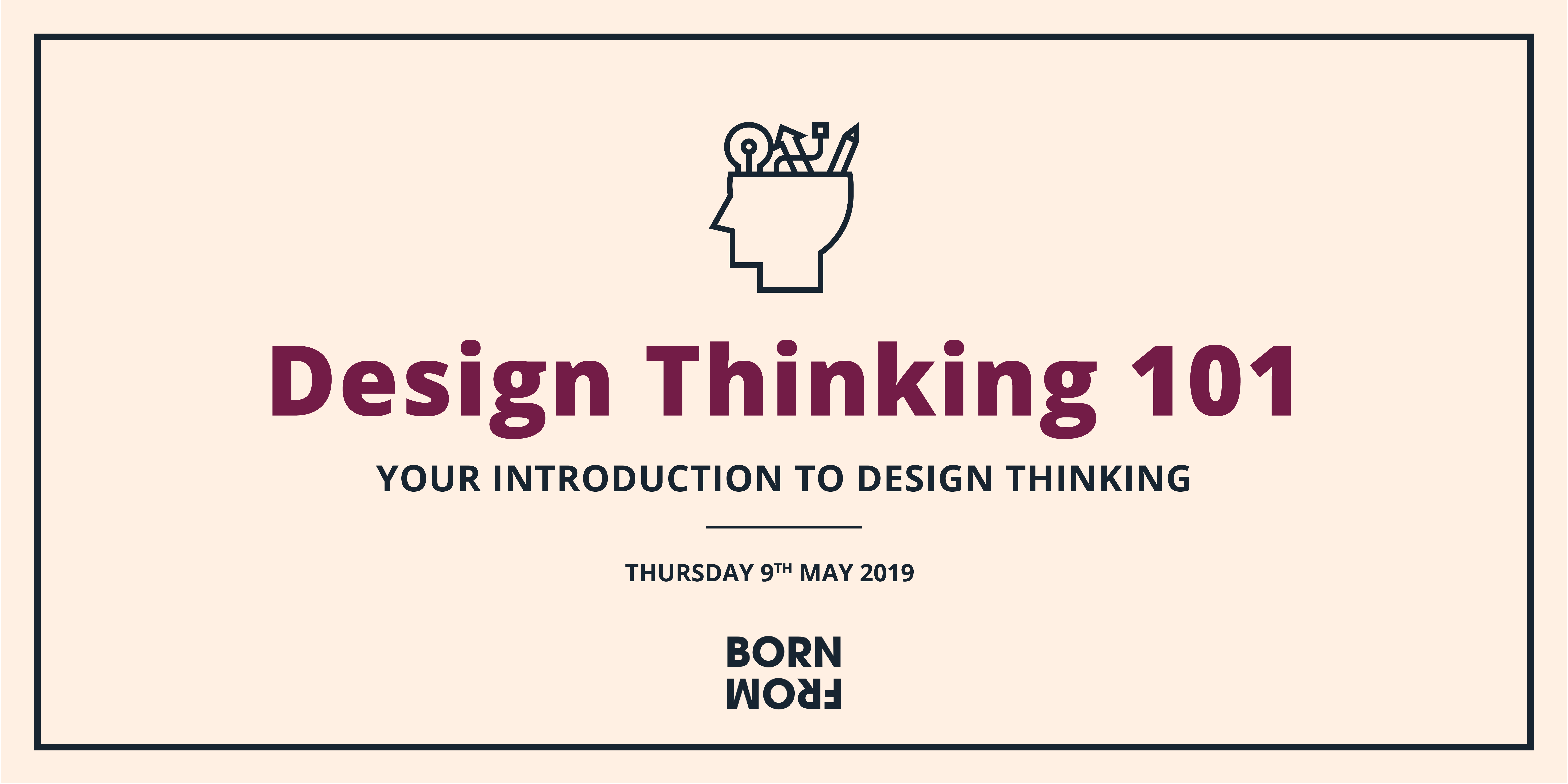 Design Thinking 101 Workshop Cover Image