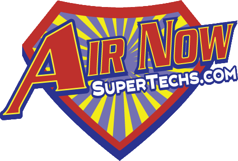 Air Now Heating & Air Conditioning Logo