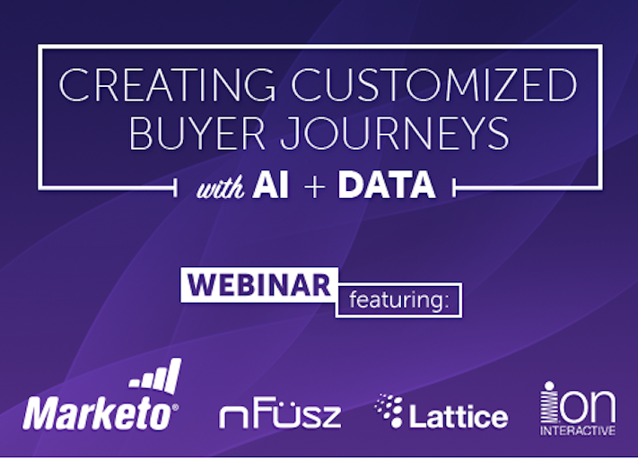 Buyer Journey with AI and Data