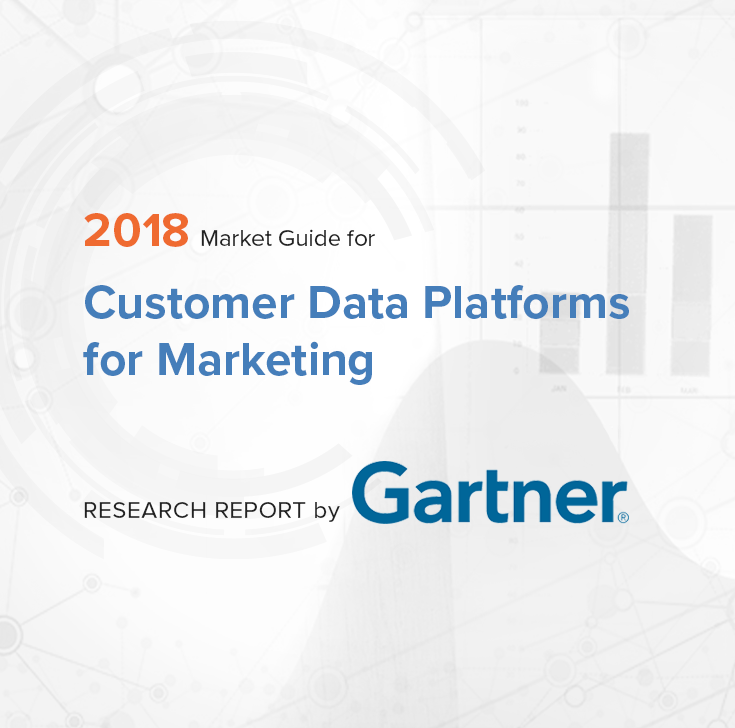 Gartner Market Guide for Customer Data Platforms