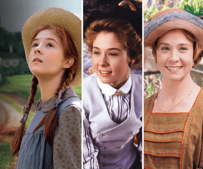 Anne of green gables megan follows