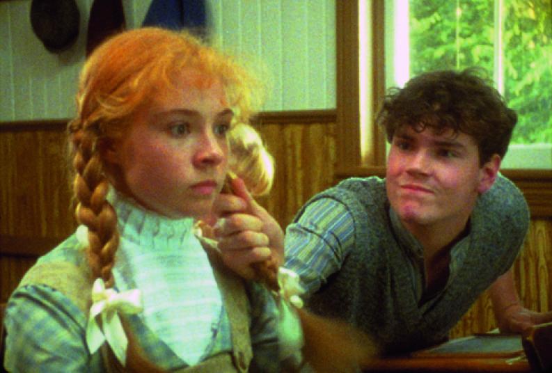 Anne + Gilbert