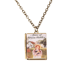 anne inspired locket