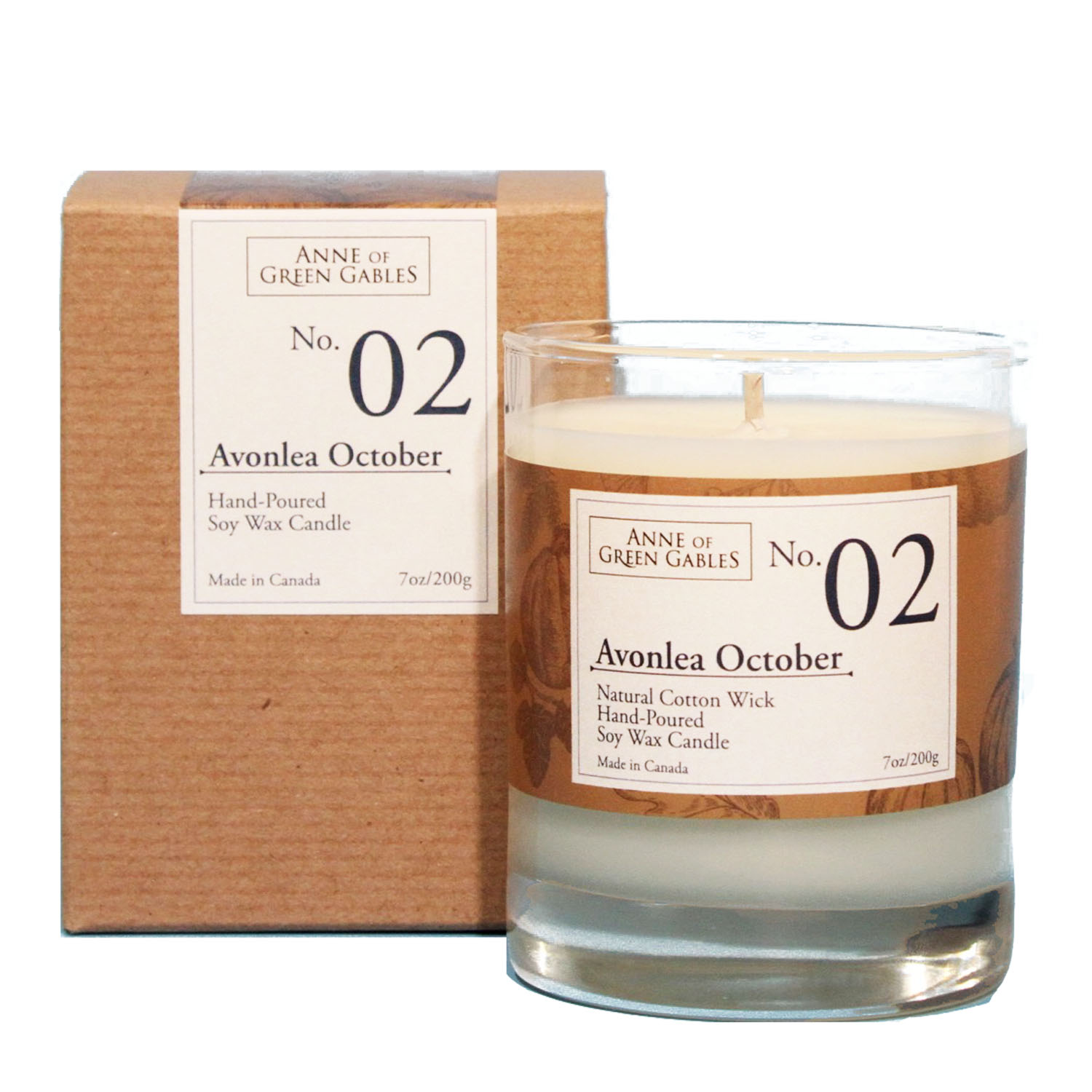 Avonlea October Candle