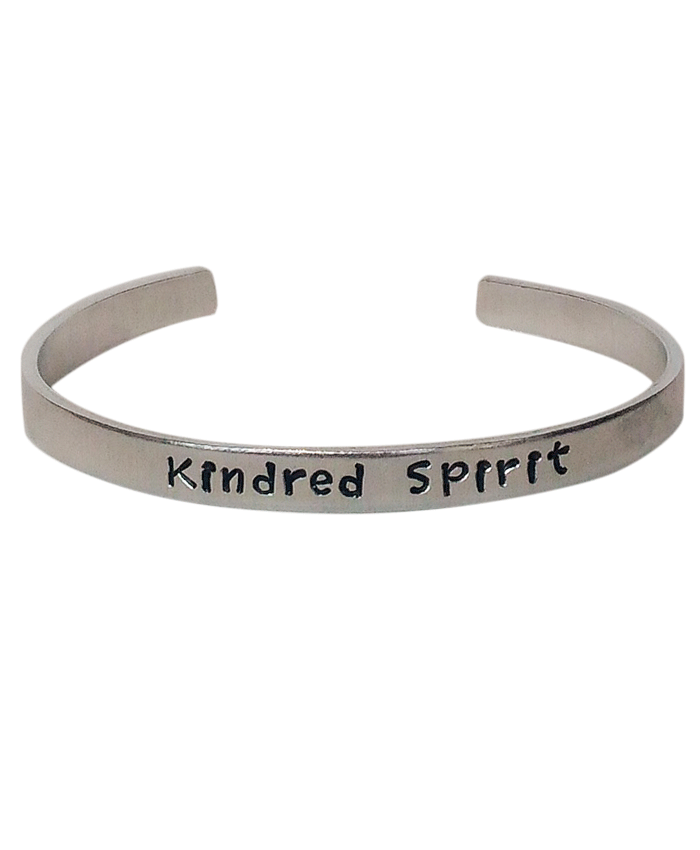 Kindred Spirit Metal Cuff