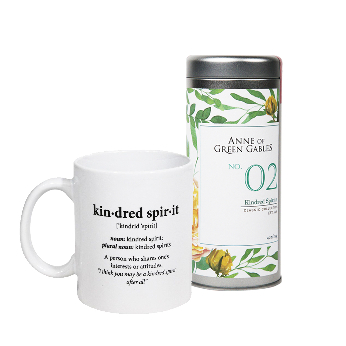 Kindred Spirit Tea Set