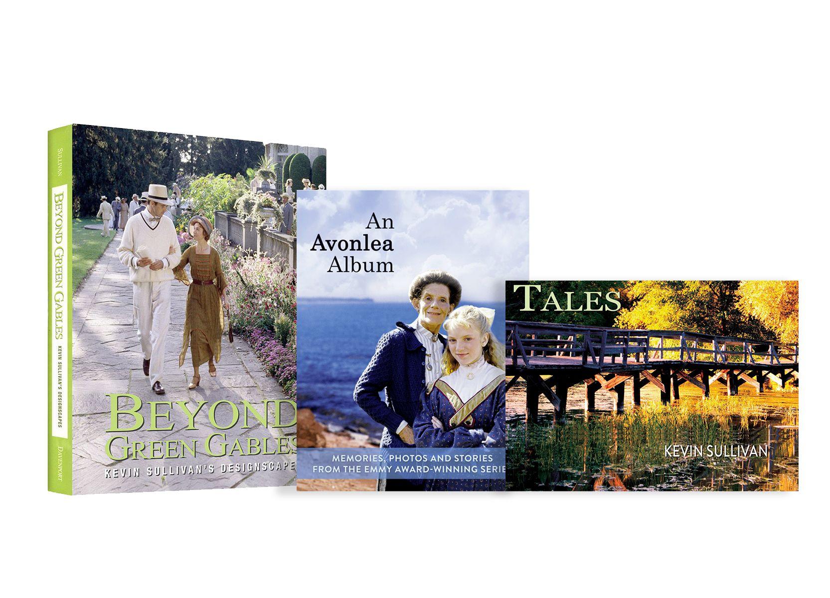 Three Book Bundle