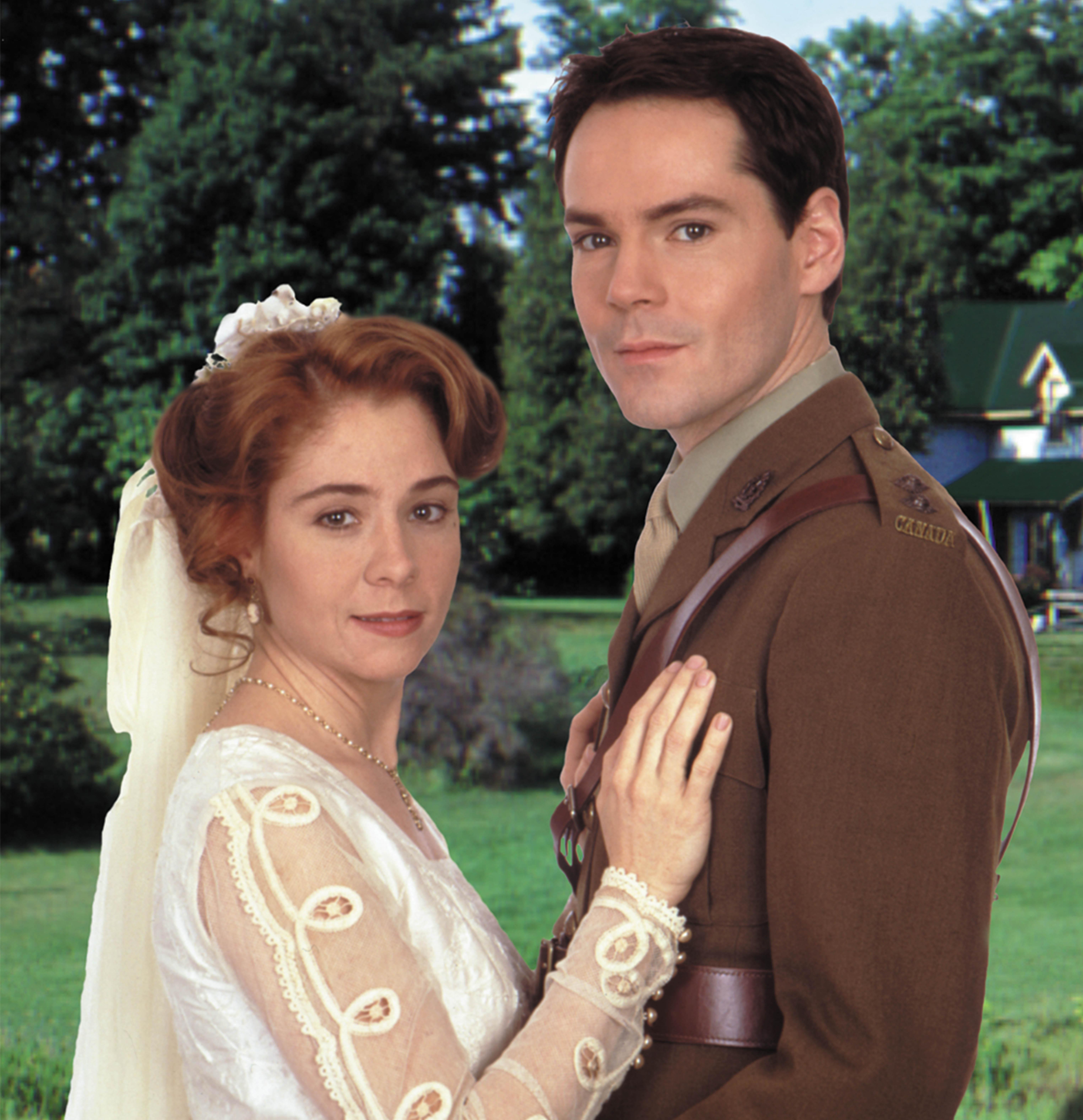 Summer Weddings Anne Inspired